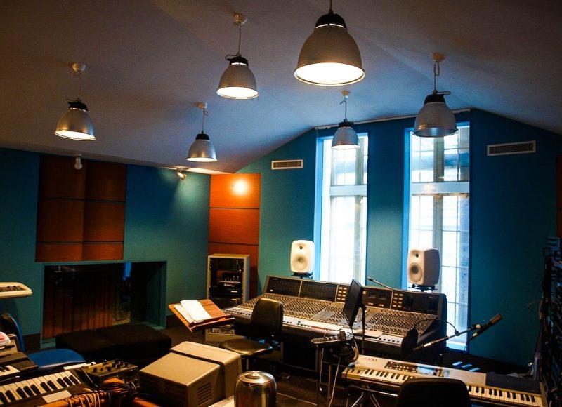 Bertrand burgalat studio