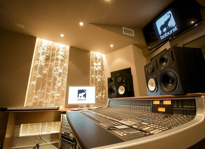 Studio Boburst – rue Aubriot